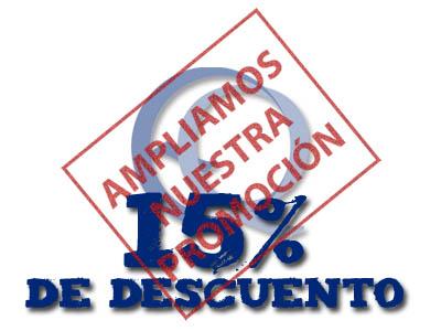 15% de Descuento en ISO 9001:2015, e ISO 14001:2015