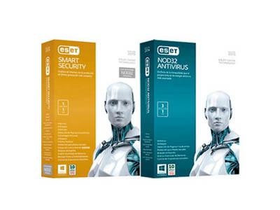 Pruebe Gratis las Avanzadas Soluciones Antivirus de ESET