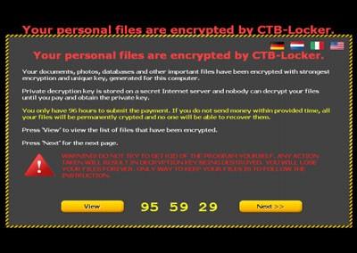 Comunicado Importante Sobre Seguridad Informática. Malware que Cifra Datos