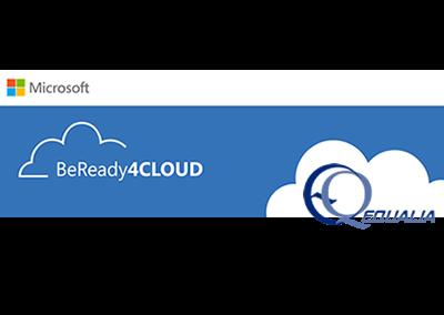 Equalia asiste al evento de Microsoft BeReady4CLOUD